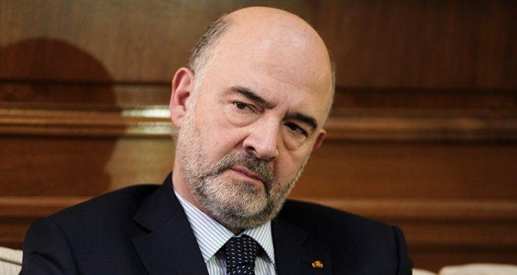 Moscovici: Μείωση των πλεονασμάτων από το…2021