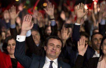 Το κίνημα Vetevendosje νικητής των εκλογών στο Κοσσυφοπέδιο