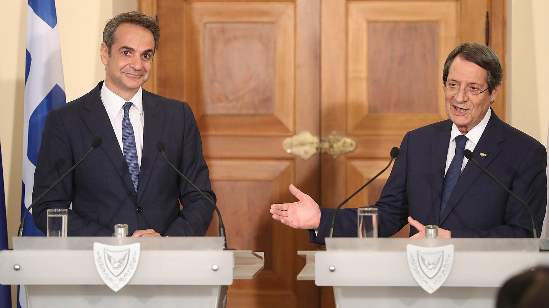 Ο Πρόεδρος της Κυπριακής Δημοκρατίας θα συμμετάσχει στη Σύνοδο Κορυφής Κύπρου – Ελλάδας – Αιγύπτου, στο Κάιρο