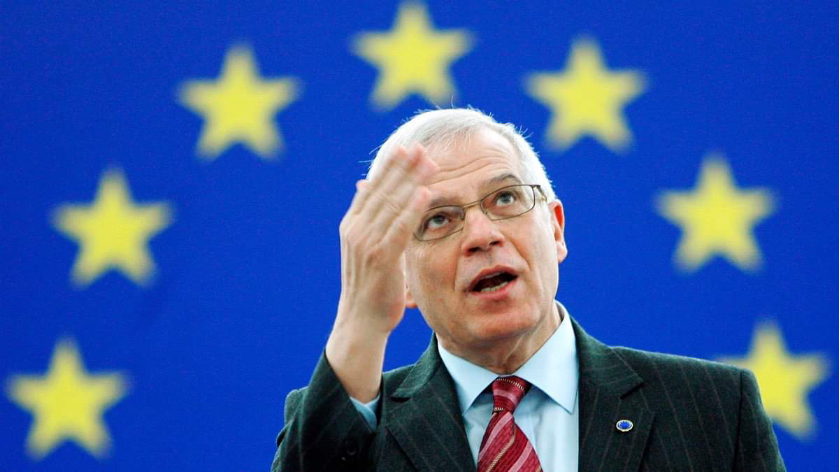 Ο Borrell ζητεί την αναστολή του δασμών και ανακοινώνει επίσκεψη στο Κοσσυφοπέδιο