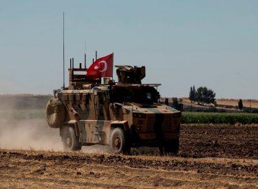 Ξεκίνησε η εισβολή της Τουρκίας στη Βόρεια Συρία