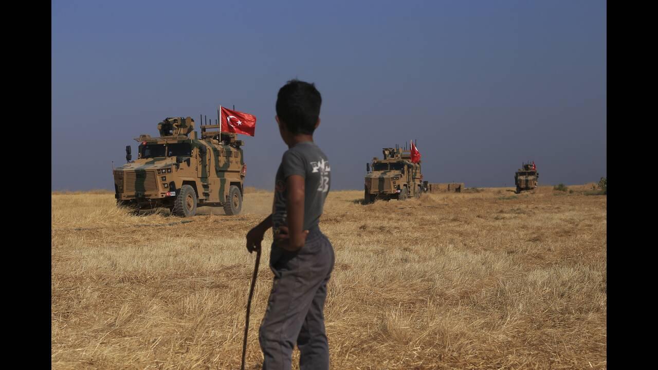 Έντονες αντιδράσεις στην Ελλάδα για την Τουρκική επέμβαση στην Βόρεια Συρία
