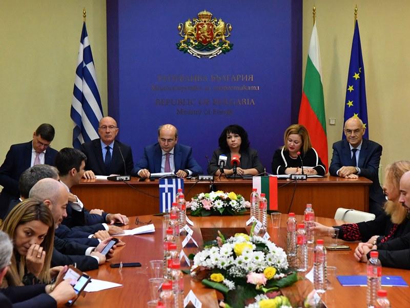 Ελλάδα – Βουλγαρία: Έπεσαν οι υπογραφές για τον αγωγό φυσικού αερίου IGB
