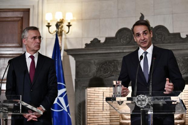 Κυριάκος Μητσοτάκης: Χρέος του ΝΑΤΟ να μαζέψει την Τουρκία