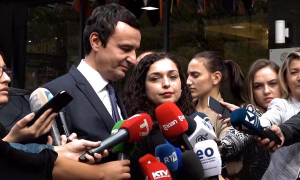 Κοσσυφοπέδιο: Συμφωνία Kurti, Osmani για το σχηματισμό κυβέρνησης συνεργασίας