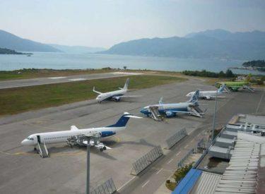 Το Μαυροβούνιο σχεδιάζει τη μίσθωση αεροδρομίων