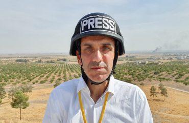 Το ΙΒΝΑ στα σύνορα Συρίας-Τουρκίας