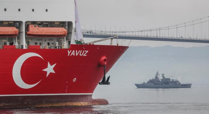 Με στοχευμένα μέτρα κατά φυσικών και νομικών προσώπων για τις παράνομες τουρκικές γεωτρήσεις προχωρά η ΕΕ