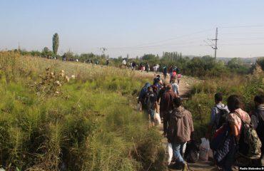 Βόρεια Μακεδονία: Εξακολουθεί να αποτελεί παράνομη διαδρομή για τους μετανάστες