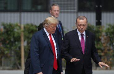 """Η """"Προοδευτική Συμμαχία"""" στις Βρυξέλλες καταγγέλλει Erdogan-Trump"""