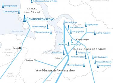 H Gazprom ανοίγει τα φτερά της προς την Ανατολή