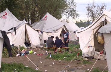 Β-Ε: Οι μετανάστες περιμένουν δύσκολο χειμώνα υπό σκληρές συνθήκες