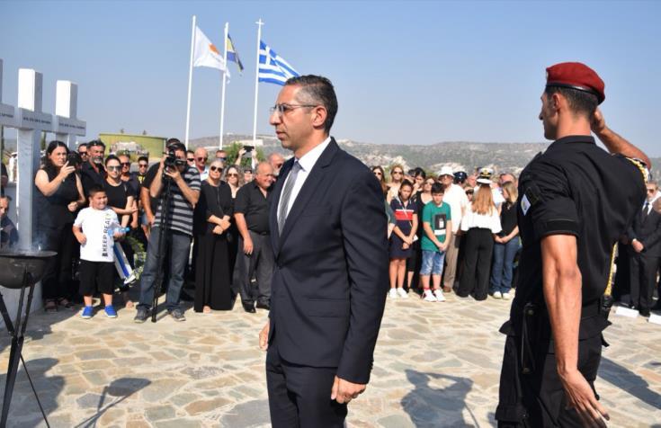 ΥΠΑΜ Κύπρου: Οι κοινές ασκήσεις δεν είναι απάντηση στην τουρκική προκλητικότητα
