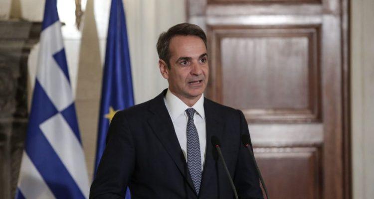 Ο Μητσοτάκης συμμετέχει στο πρώτο του Ευρωπαϊκό Συμβούλιο ως Πρωθυπουργός