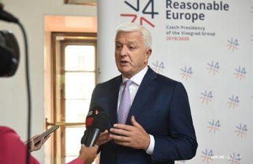 Marković : «Το Μαυροβούνιο θα εκπληρώσει όλες τις υποχρεώσεις από την ευρωπαϊκή ατζέντα»