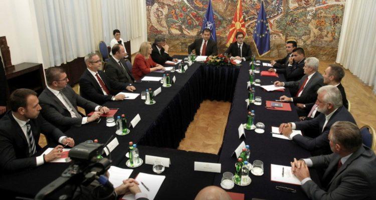 Βόρεια Μακεδονία: Πρόωρες εκλογές στις 12 Απριλίου 2020