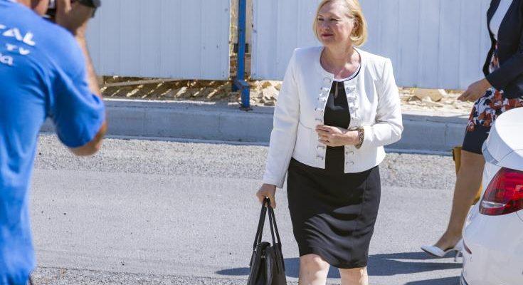 Ανησυχία λόγω αβεβαιότητας επανέναρξης διαπραγματεύσεων για Κυπριακό εξέφρασε η Σπέχαρ