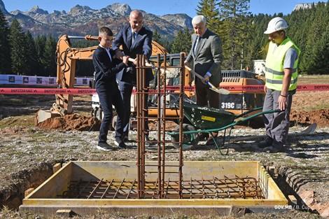 Νέο ξενοδοχείο κατασκευάζεται στο Žabljak