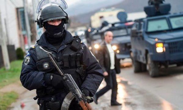 Αστυνομική επιχείρηση στο βόρειο Κοσσυφοπέδιο