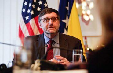 Ο Palmer προτρέπει το Κοσσυφοπέδιο να διαμορφώσει κυβέρνηση και να επαναλάβει το διάλογο με τη Σερβία