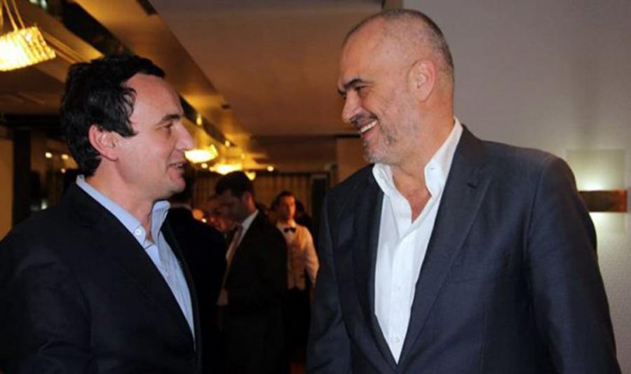 Kurti: Η Αλβανία αντιτίθεται στις ανταλλαγές εδαφών μεταξύ Κοσσυφοπεδίου και Σερβίας