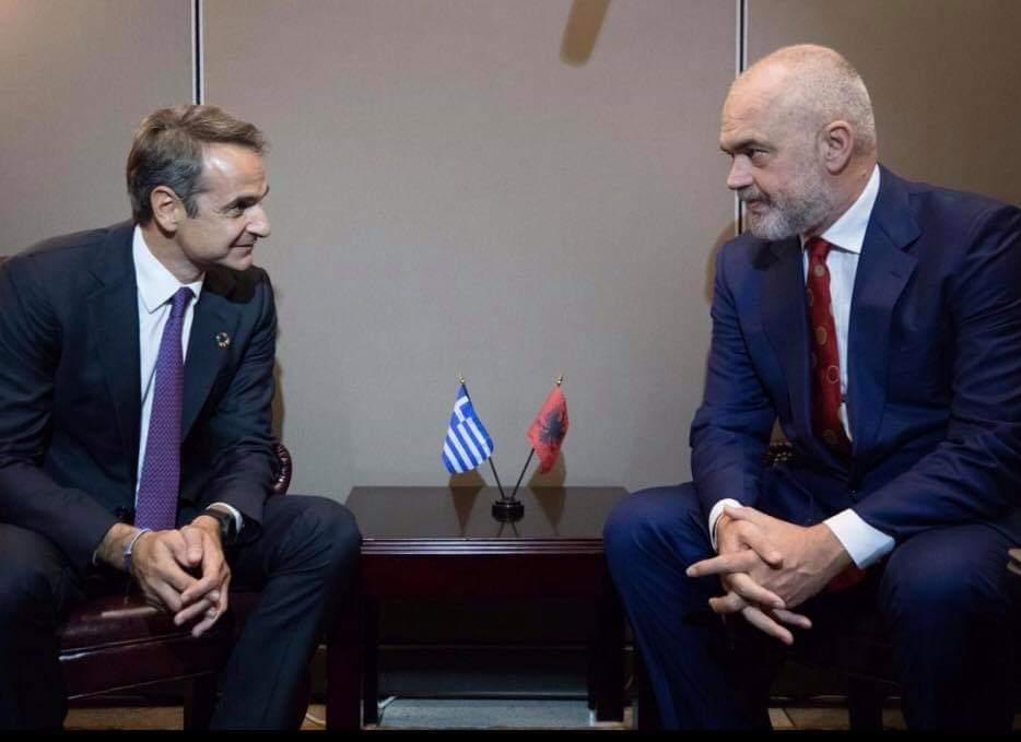 Κυριάκος Μητσοτάκης: Ελλάδα υποστηρίζει την Ευρωπαϊκή προοπτική των χωρών των Δυτικών Βαλκανίων