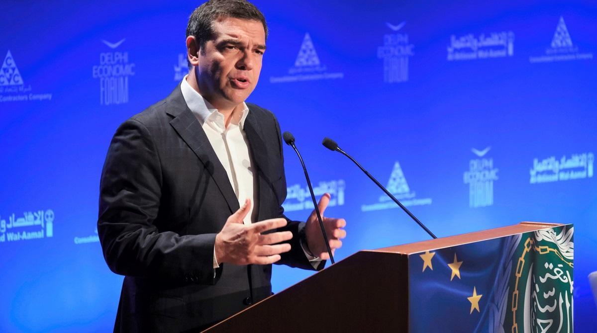 Τα μηνύματα Τσίπρα από την Ευρωαραβική Σύνοδο