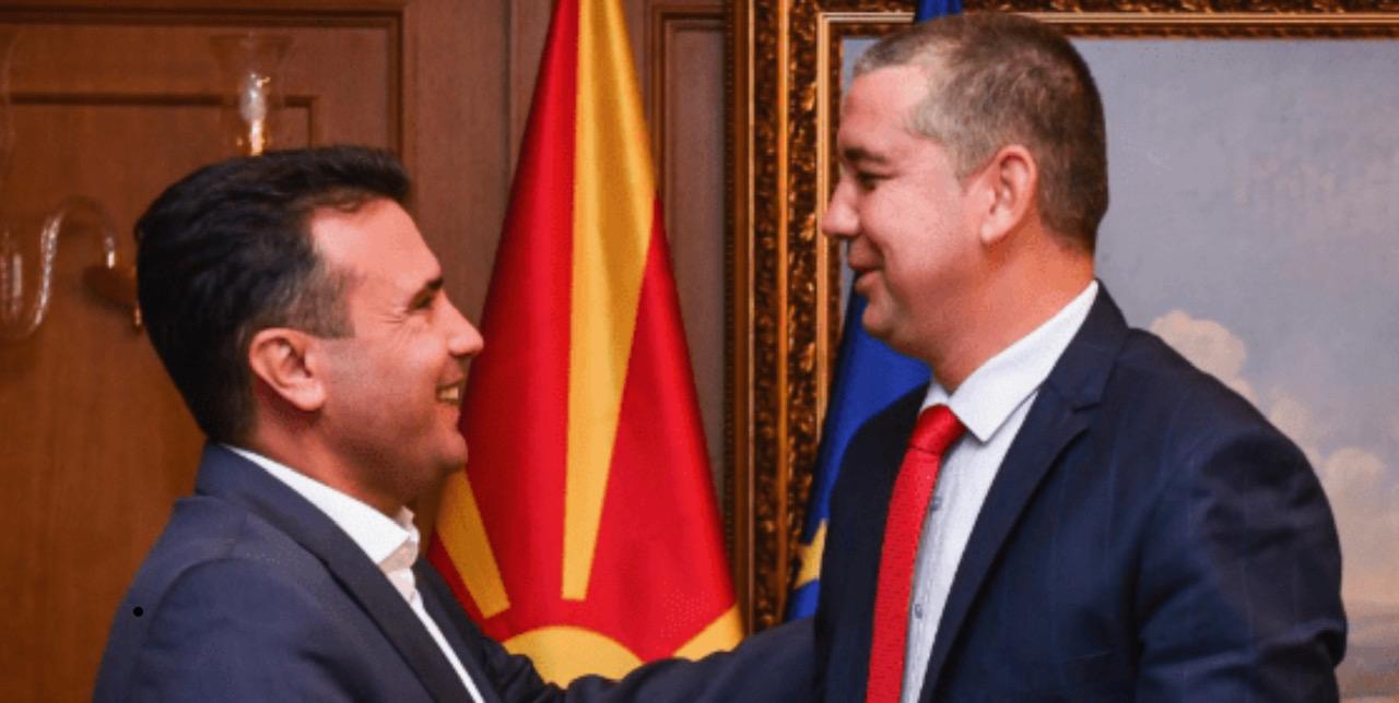 Zaev: Η Ευρωατλαντική πορεία δεν έχει εναλλακτικές λύσεις