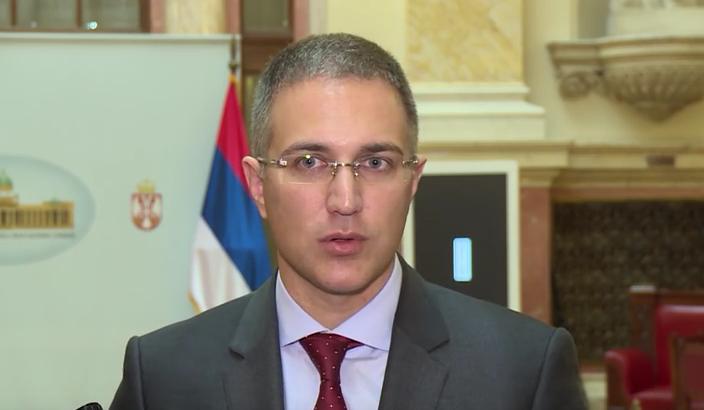 Stefanovic: «Η ένταξη της Σερβίας στην ΕΕ είναι θέμα της Ευρώπης κι όχι των ΗΠΑ»