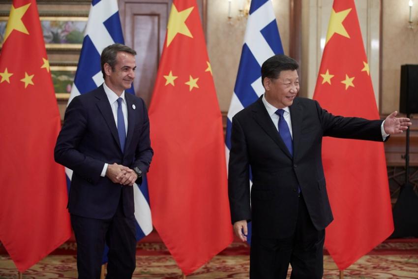 Οικονομία και επενδύσεις στην ατζέντα Μητσοτάκη – Συνάντηση με Xi Jinping και επίσκεψη στα γραφεία της COSCO
