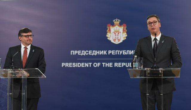 Palmer: Θα προσπαθήσουμε να πείσουμε την ΕΕ να αλλάξει θέση πριν από τη διάσκεψη του Ζάγκρεμπ