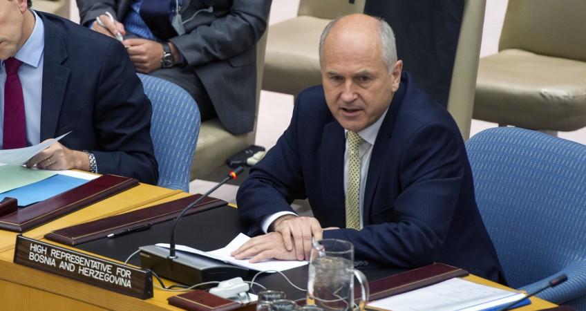 Ο Inzko ενημέρωσε το Συμβούλιο Ασφαλείας του ΟΗΕ για την κατάσταση στη Β-Ε