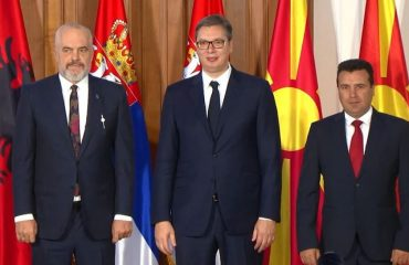 Mini Schengen: Από τις 10 Νοεμβρίου με ταυτότητα τα ταξίδια σε Σερβία, Αλβανία και Βόρεια Μακεδονία, ανακοίνωσε ο Vučič