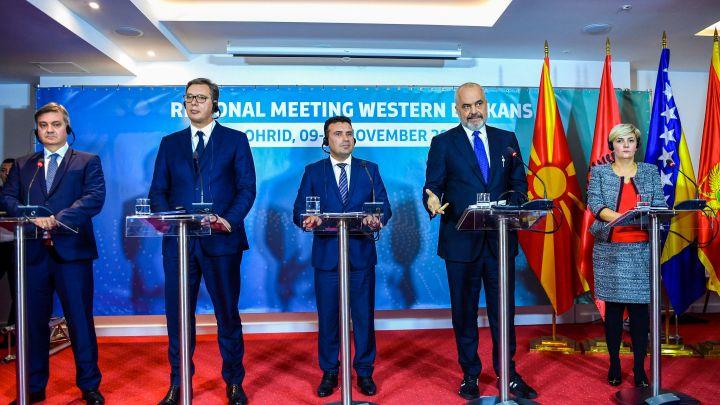 Η «Μικρή Σένγκεν» είναι το σχέδιο για βελτίωση της συνεργασίας των χωρών των Δυτικών Βαλκανίων