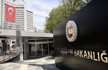 Τουρκικό ΥΠΕΞ: Η Τουρκία χαιρετίζει τα συμπεράσματα που ενέκρινε το Ευρωπαϊκό Συμβούλιο