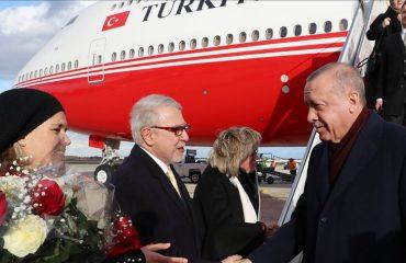 Στην Ουάσιγκτον ο Erdogan