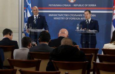 Δένδιας: «Η θέση μας για το Κόσοβο θα παραμείνει αμετάβλητη έως ότου επιτευχθεί μια τελική συμφωνία»