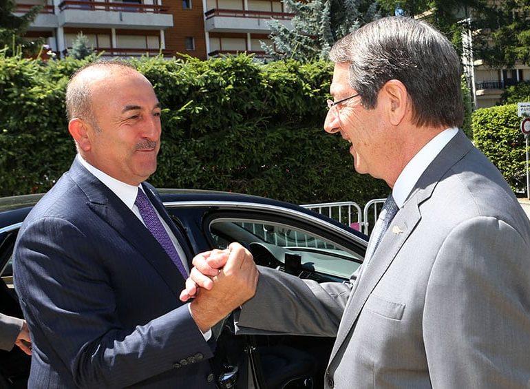 Αναστασιάδης: Με θλίβουν οι δηλώσεις Cavusoglu ότι δεν επιστρέφουν στο τραπέζι των διαπραγματεύσεων