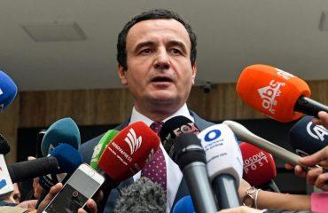 Kurti: Γνωστή η ταυτότητα του δολοφόνου του Σέρβου ηγέτη του Κοσσυφοπεδίου
