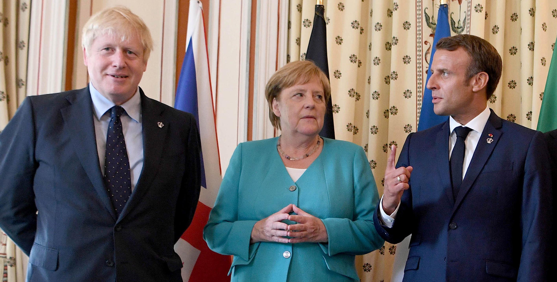 Σε τετραμερή συνάντηση με Γαλλία, Γερμανία και Ηνωμένο Βασίλειο θα συμμετάσχει ο Erdogan