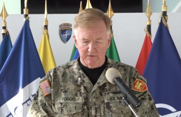 Ο απερχόμενος διοικητής της KFOR καλεί τις αρχές στο Κοσσυφοπέδιο να σχηματίσουν νέα κυβέρνηση