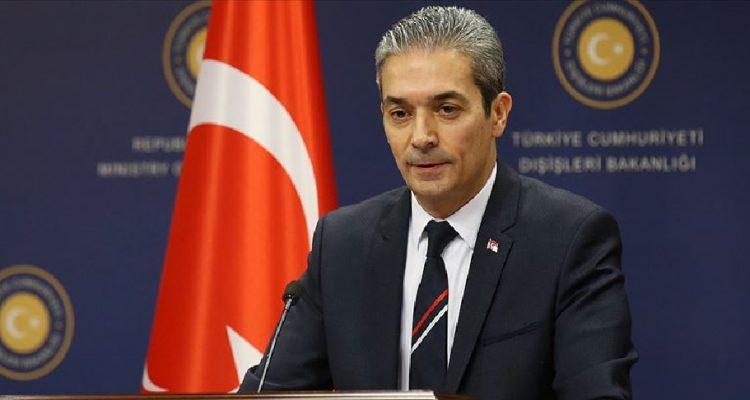 Ανακοίνωση τουρκικού ΥΠΕΞ κατά δηλώσεων Μητσοτάκη