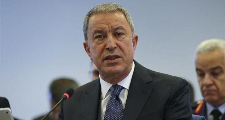 Τουρκία: Σε διάλογο κάλεσε τις γειτονικές χώρες στην Ανατολική Μεσόγειο ο Akar