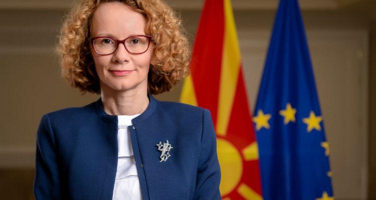 Sekerinska: Αναμένουμε την επικύρωση του πρωτοκόλλου από την Ισπανία την επόμενη εβδομάδα