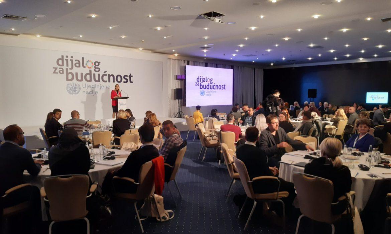 Το συνέδριο του Σεράγεβο ανοίγει την «Εβδομάδα Διαλόγου»