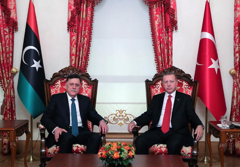 Τουρκία και Λιβύη υπέγραψαν 2 μνημόνια κατανόησης