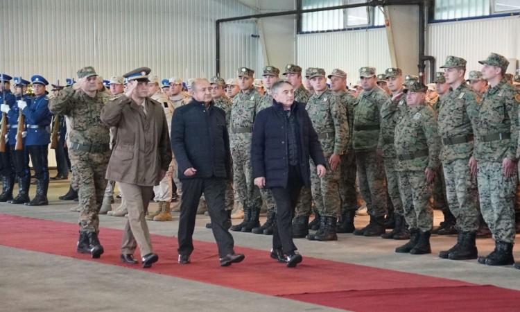 Komšić: Η Β-Ε βρίσκεται στο MAP του ΝΑΤΟ από τον περασμένο Δεκέμβριο