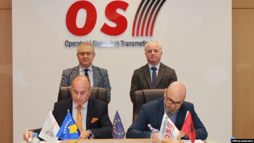 Το Κοσσυφοπέδιο υπέγραψε συμφωνία για την ένταξη του στο δίκτυο ηλεκτρικής ενέργειας της Αλβανίας