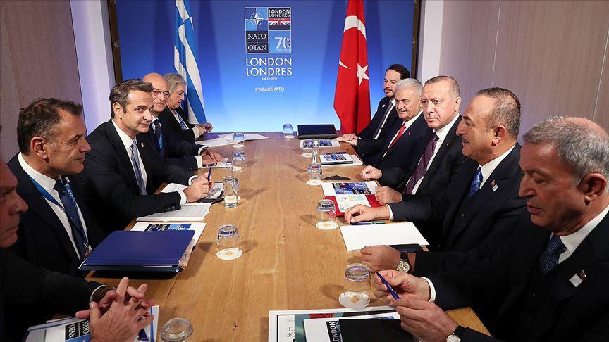 Απογοητευτική η συνάντηση, σύγκλιση Ανώτατου Συμβουλίου Εξωτερικών Υποθέσεων