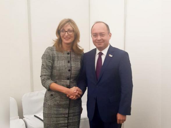 Συνάντηση των Υπουργών Εξωτερικών Ρουμανίας-Βουλγαρίας με θέμα τη διευθέτηση των θαλάσσιων ζωνών